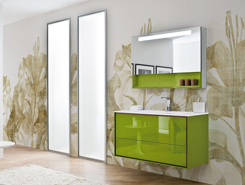 How To Make Mirror Furniture For Bathroom?