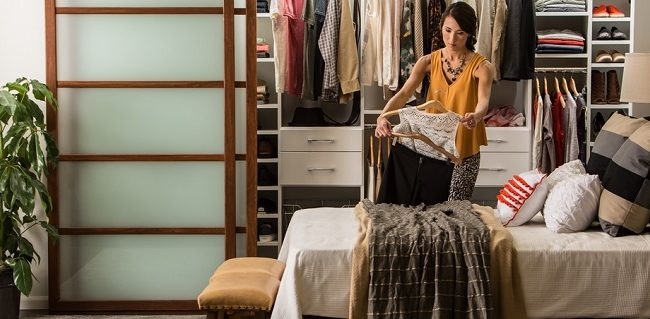 how to clean wardrobe