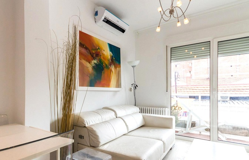 How To Hide Air Conditioning In The Interior?