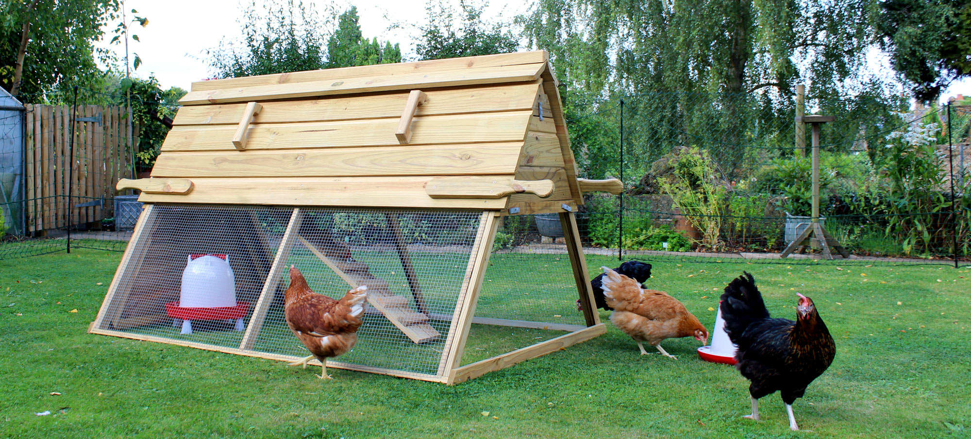 How to Make a Chicken Coop
