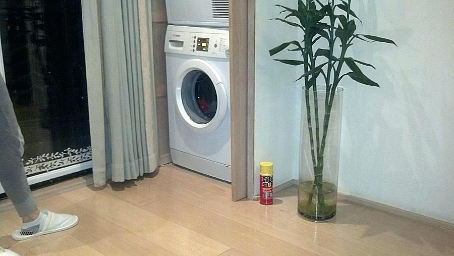 washing machine smells like sewage